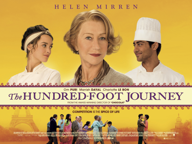 review of a hundred foot journey