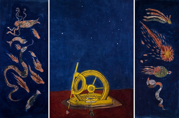 Artwork by Lavanya Mani at Chemould Prescott Road Mumbai