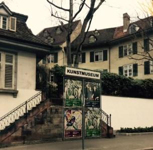 Quaint Basel town