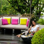 Architect and designer Shalini Misra home in London
