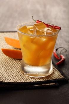 Mango & Thai Chilli Whisky Sour