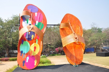 The Kohlapuri Avatars by Kanika Bawa