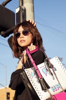 Michael Kors x Daisy Emerson with Hikari Mori