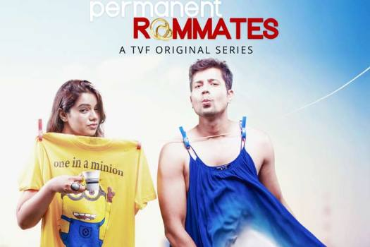 TVF's Permanent Roommates, a web series