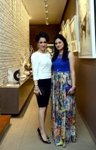 Rouble Nagi, Sangeeta Raina