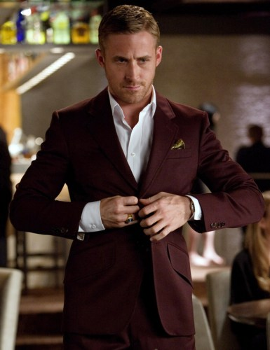 Ryan Gosling as Jacob Palmer in Crazy, Stupid, Love