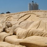 International Sand Art Festival, Konark, Cultural Coups