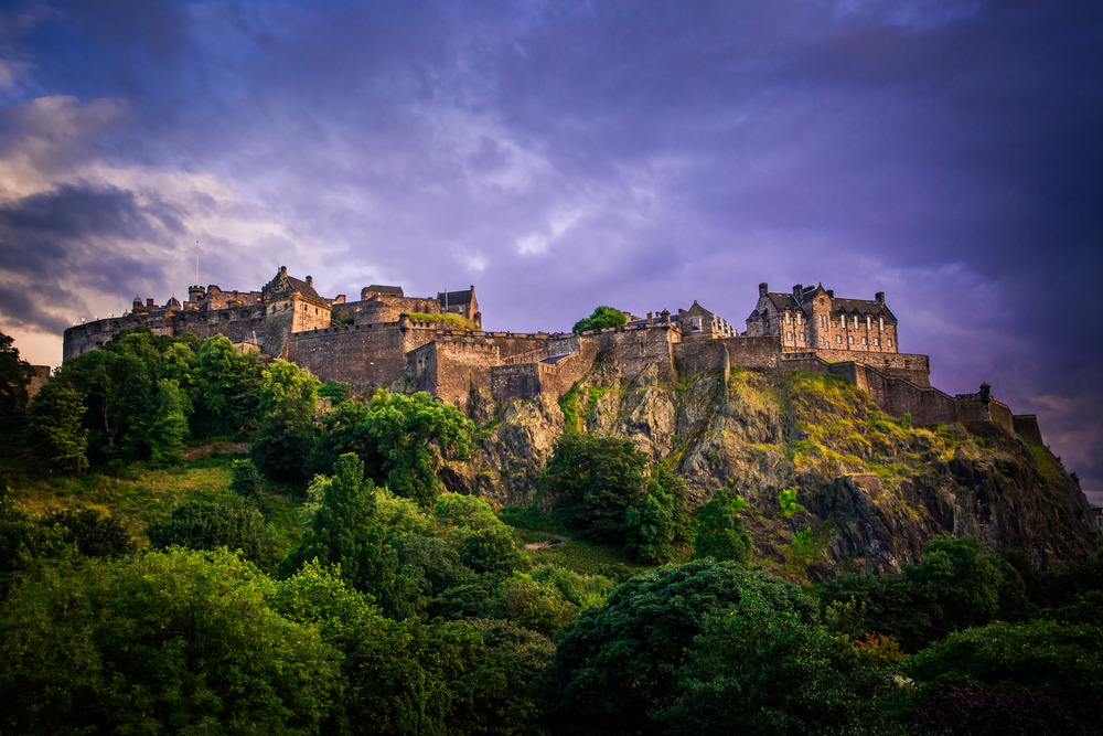 Edinburgh Castle, OMGB