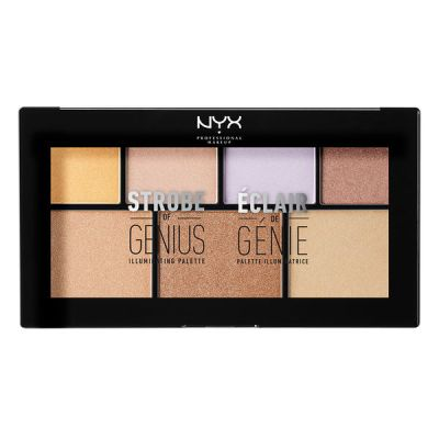NYX's Strobe Of Genius Illuminating Palette