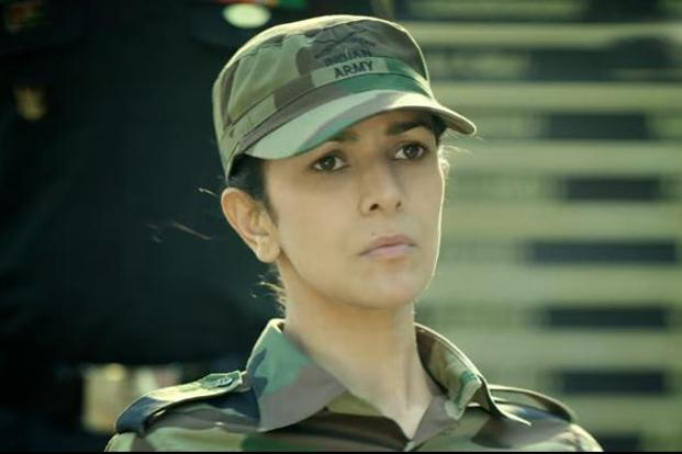 Nimrat Kaur in The Test Case