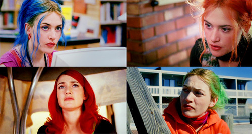 Kate Winslet in Eternal Sunshine of the Spotless Mind
