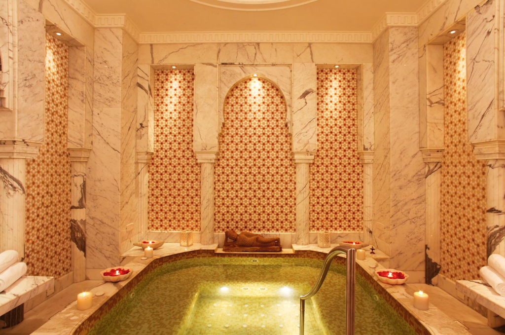 Hydrotherapy Suite, The Imperial Spa, The Imperial, New Delhi