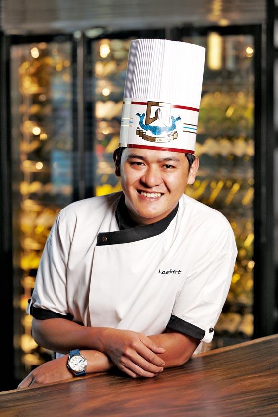 Chef Lambert Chiang