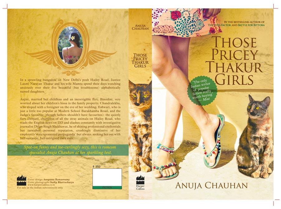 Anuja Chauhan Those Pricey Thakur Girls