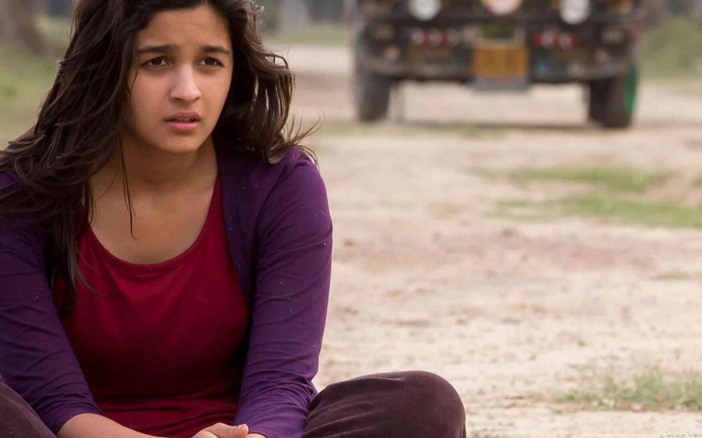 Alia Bhatt in Highway