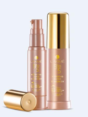 Lakmé 9 to 5 Super Sunscreen SPF50