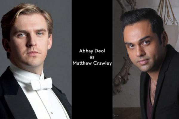 Downton Abbey India: Abhay Deol As Matthew Crawley