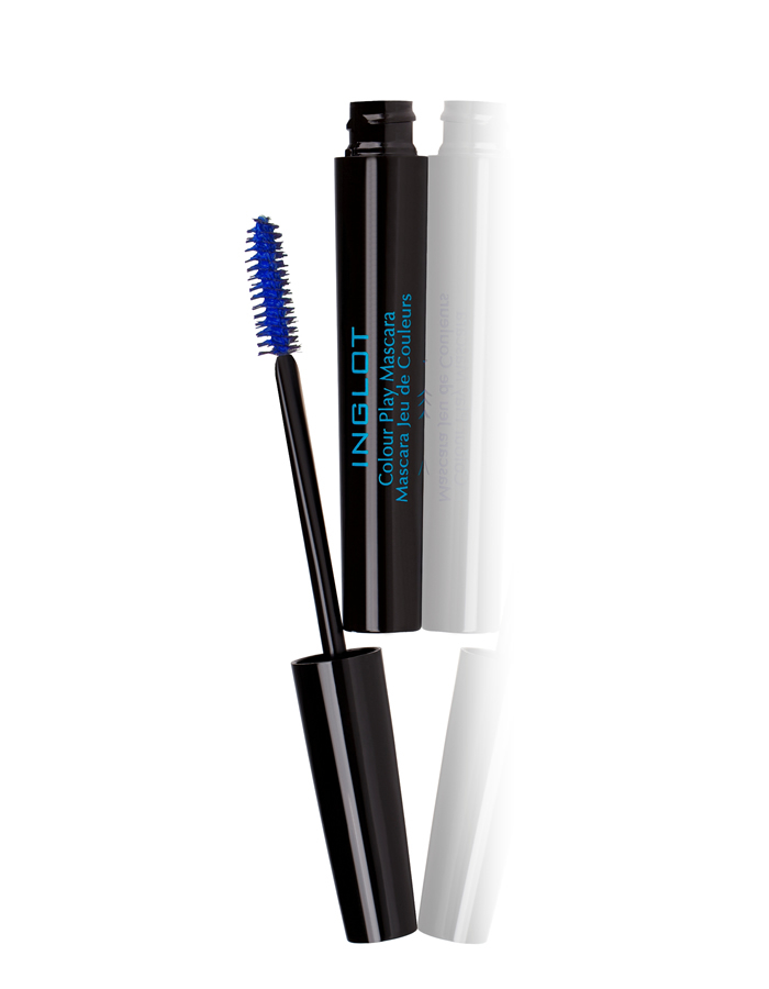 INGLOT COLOUR PLAY MASCARA IN BLUE 03