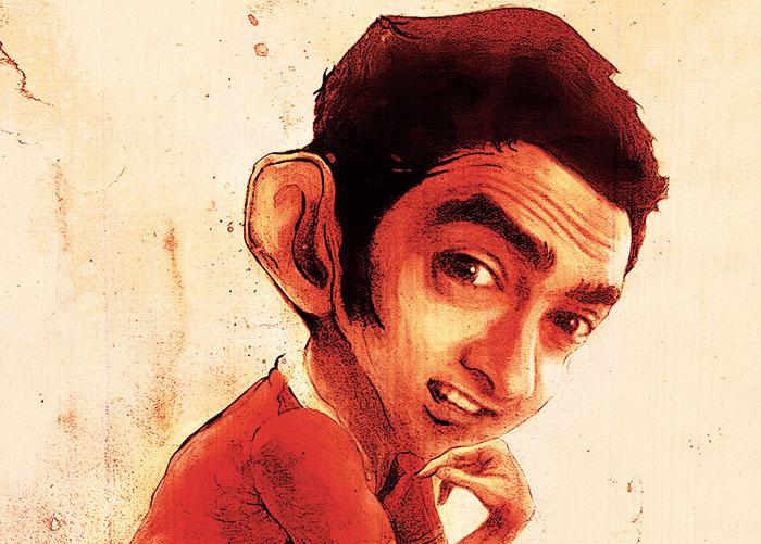 Aamir Khan, Bollywood Actor