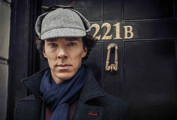 Sherlock Holmes: Benedict Cumberbatch