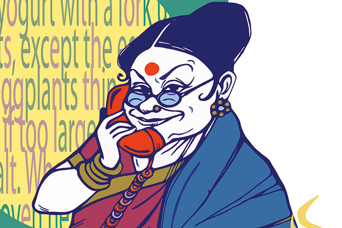 Capital Comment, Madhu Jain