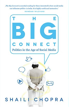 Shaili Chopra's The Big Connect