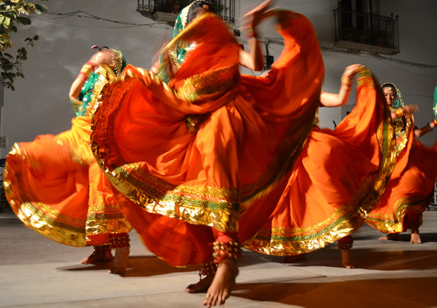 International Dance Festival India in Portugal 2013