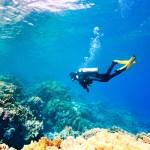 Deep Sea Diving certification on a sabbatical