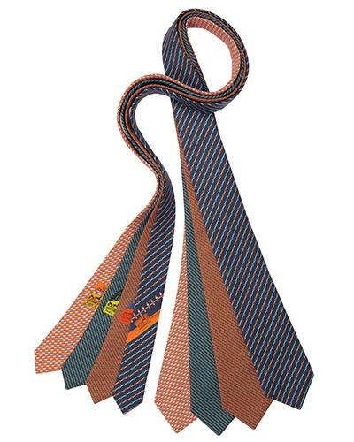 Hermès ties