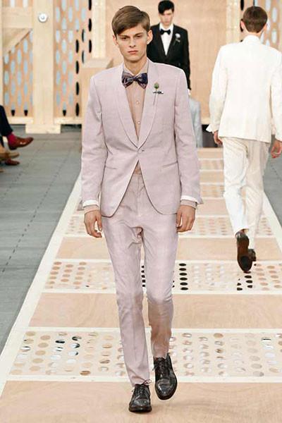 Louis Vuitton, Men's Fashion Spring Summer 2014 collection