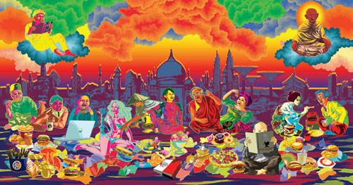 Ketna Patel, Renaissance art