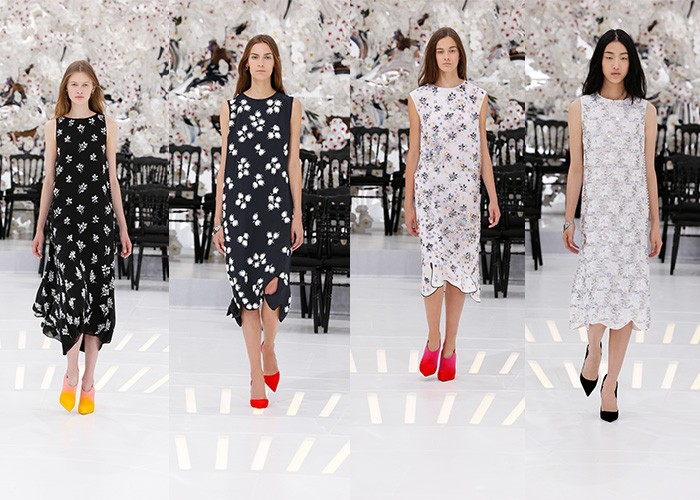 Dior's Haute Couture Autumn Winter 2014-2015