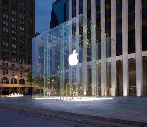 Apple Store, Mac