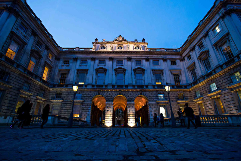 London, The Courtauld Institute of Art, Somerset House