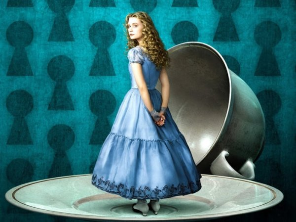 Still from Alice in Wonderland