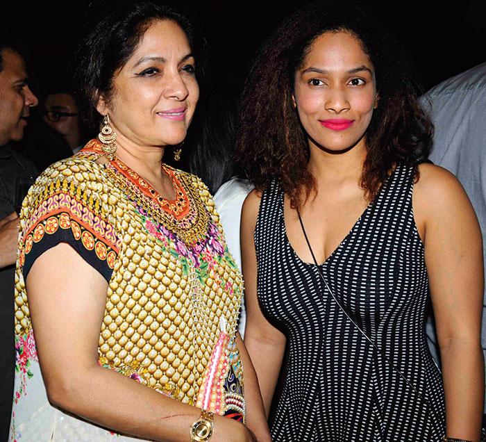 Masaba and Neena Gupta Joss