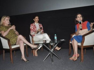 MAMI, Deepika Padukone, Anupama Chopra,