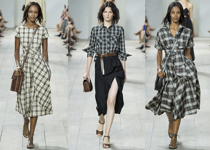 Michael Kors Spring Summer 2015 ready to wear new york fashion week 6