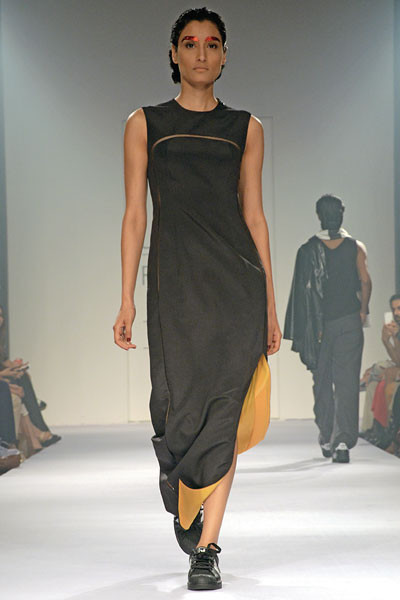 Pranav Mishra and Shyam Shetty, Lakme Fashion Week 2014