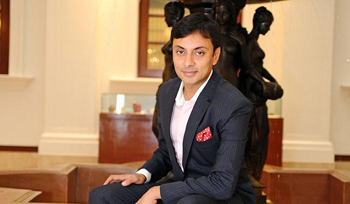 Vikram Baidyanath, Best Dressed