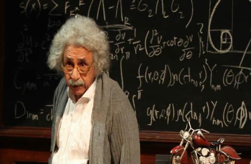 Naseeruddin Shah as Einstein for NCPA