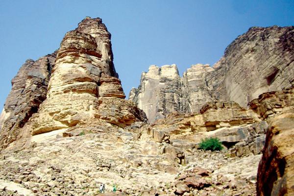 Wadi Rum, Jordan, Arab Kingdom, Western Asia