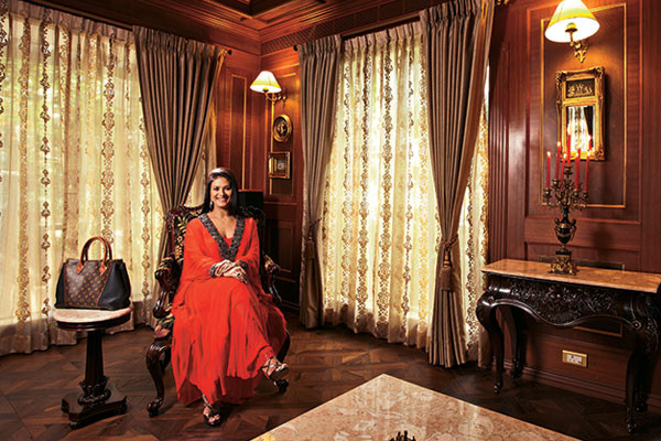 Madhurima Balsingh George, Homemaker