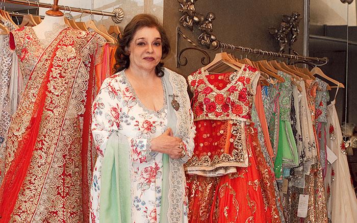 Pallavi Jaikishan, Fashion Designer