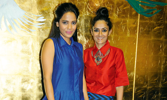 Priyanka Bose and Payal Khandwala