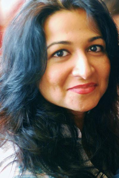 The Two Faces Of Radha, Kiran Manral