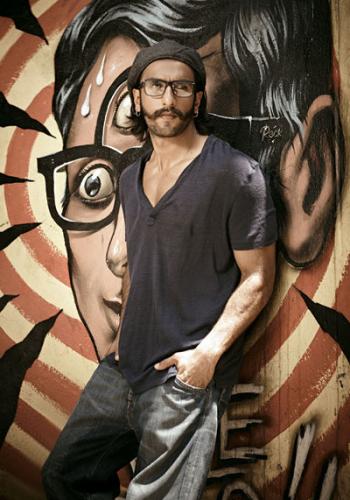 Ranveer Singh, Bollywood Actor