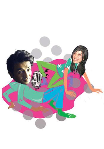 Vir Das, Shivani Mathur, Actor, Entrepreneur