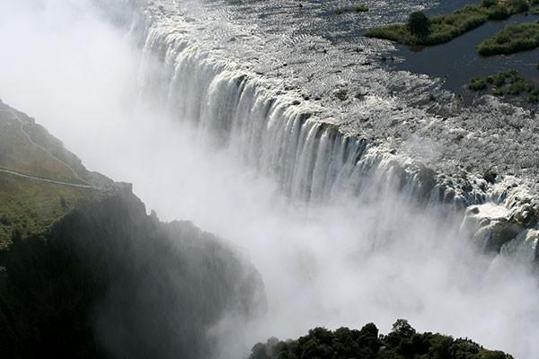 Zambia, Victoria Falls, Africa
