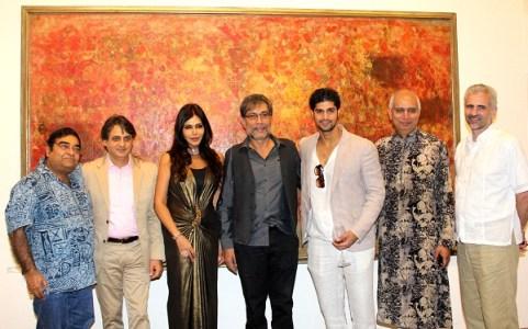 Mukesh Batra, Ashish Anand, Nisha Jamvwal, Denzil Smith, Tanuj Virvani, Kishore Singh, Richard Bale